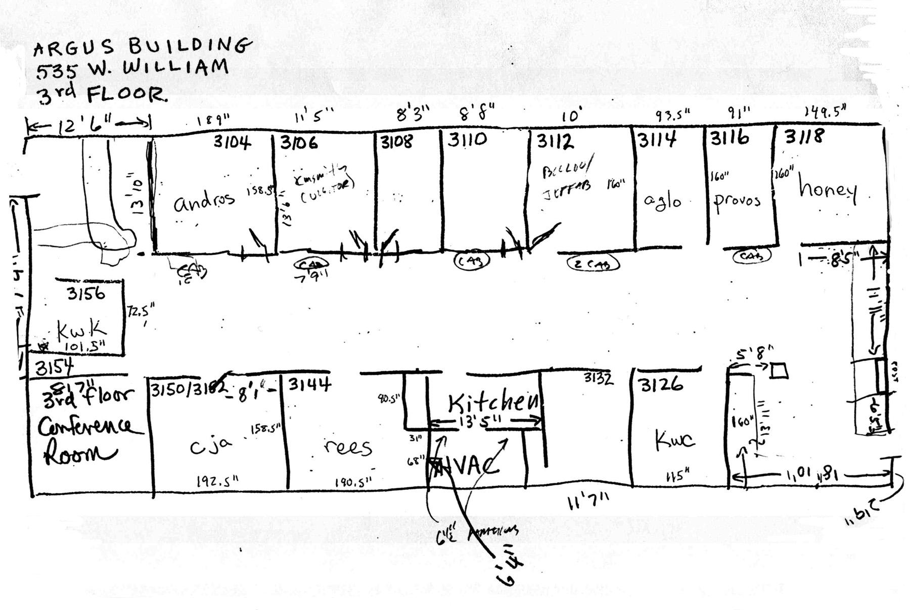 Blank Floor Plan Templates Citi floor plan.